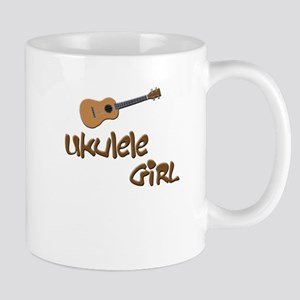 ukulele girls Mugs