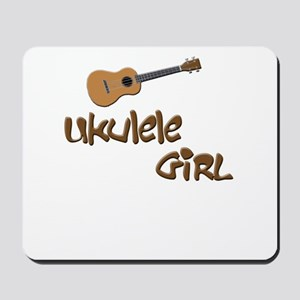 ukulele girls Mousepad