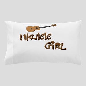 ukulele girls Pillow Case