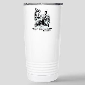 Socrates Humor Hemlock Mugs