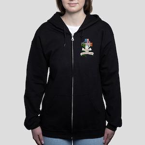 Irish American Celtic Cros Sweatshirt