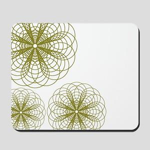 Sustainability Icon Mousepad