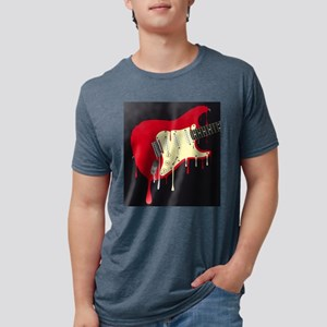 Melting Electric Guitar T-Shirt