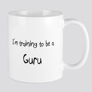 I'm training to be a Guru Mug