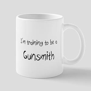 I'm training to be a Gunsmith Mug