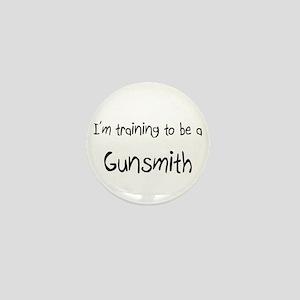 I'm training to be a Gunsmith Mini Button