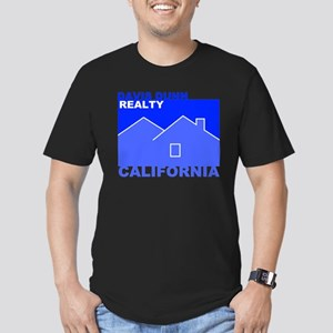 Davis Dunn Realty Men's Fitted T-Shirt (dark)