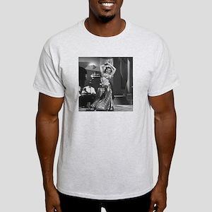 Light-Colored T-Shirt