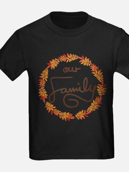 happy thanksgiving day T-Shirt