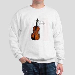 The Glorious Viola Sweatshirt
