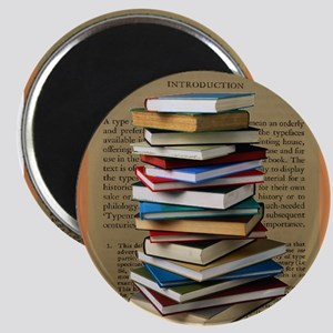 Book Lovers Blanket 2 Magnets