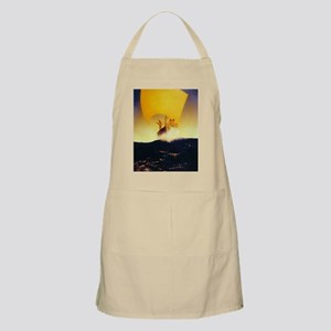 History of Codadad (Maxfield Parrish) BBQ Apron