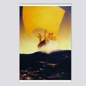 Parrish - History of Codadad Postcards (Pkg of 8)