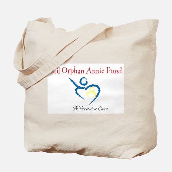 Cute Child protective services Tote Bag