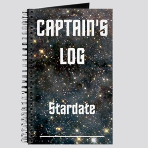 Captain's Log Journal