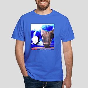 Blue Fender, Real Grille Dark T-Shirt