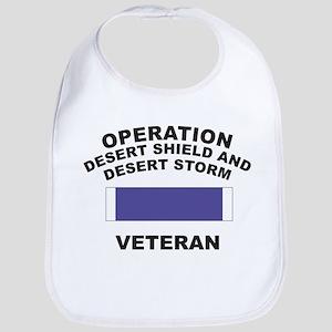 Gulf War Veteran Bib