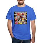 Spotaneous Smiley Clothes Dark T-Shirt