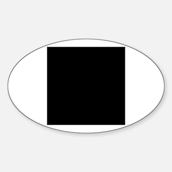 Sax - Meghan Oval Decal