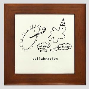 Cellabration Framed Tile