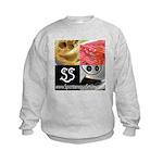 Spotaneous Smiley Clothes Kids Sweatshirt