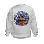USS RAY Kids Sweatshirt
