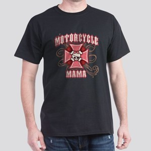 Motorcycle Mama 1 Dark T-Shirt