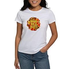Jesus was a Hippy Women's T-Shirt