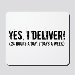 Funny Obstetrician Mousepad