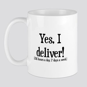 Midwife or Obstetrician Mug