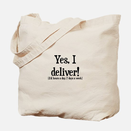 Midwife or Obstetrician Tote Bag