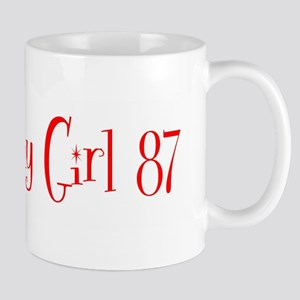 Kevs Trophy Girl 87 Mug