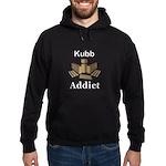 Kubb Addict Hoodie (dark)
