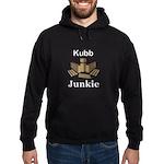 Kubb Junkie Hoodie (dark)