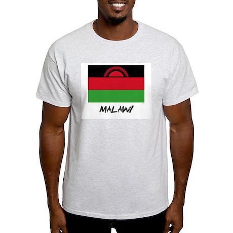 Malawi Flag Light T-Shirt
