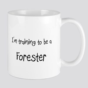 I'm training to be a Forester Mug