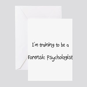 I'm training to be a Forensic Psychologist Greetin