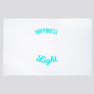 Happiness Can Be Found Even In The Dar 4' x 6' Rug