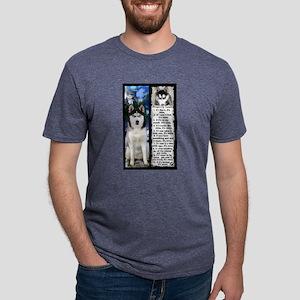 Siberian Husky Dog Laws Rules T-Shirt