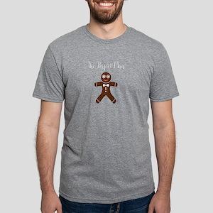 The Perfect Man Gingerbread Man Christmas T-Shirt