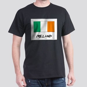 Ireland Flag Dark T-Shirt