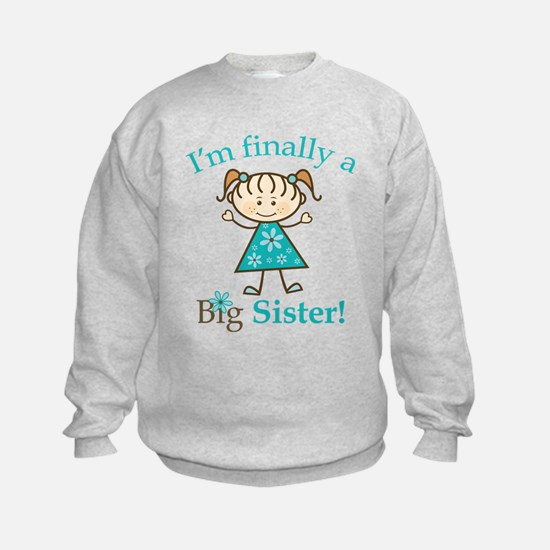 Big Sister Finally Jumpers