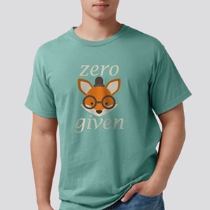 Zero Fox Given Women's Dark T-Shirt
