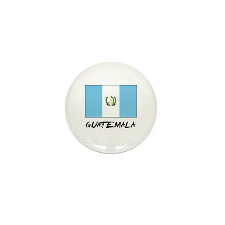 Guatemala Flag Mini Button