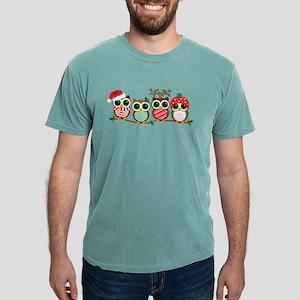 Christmas Owls T-Shirt