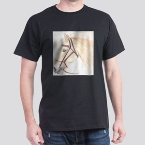Horse Art Dark T-Shirt