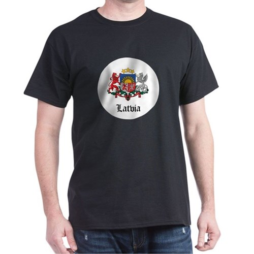 Latvian Coat of Arms Seal T-Shirt