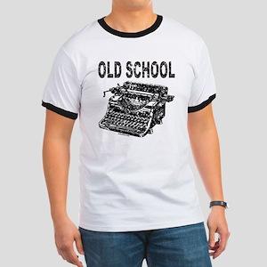 OLD SCHOOL TYPEWRITER Ringer T