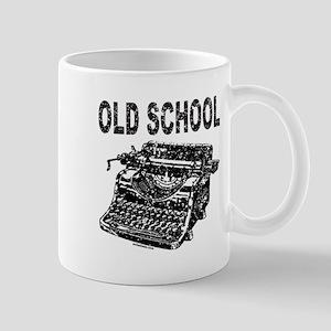 OLD SCHOOL TYPEWRITER Mug