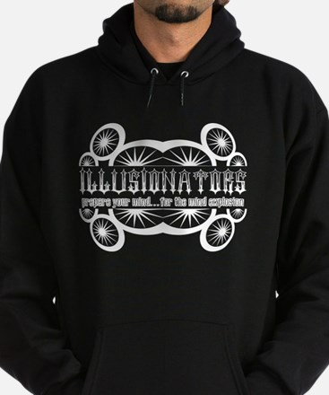 Illusionators Hoodie (dark)